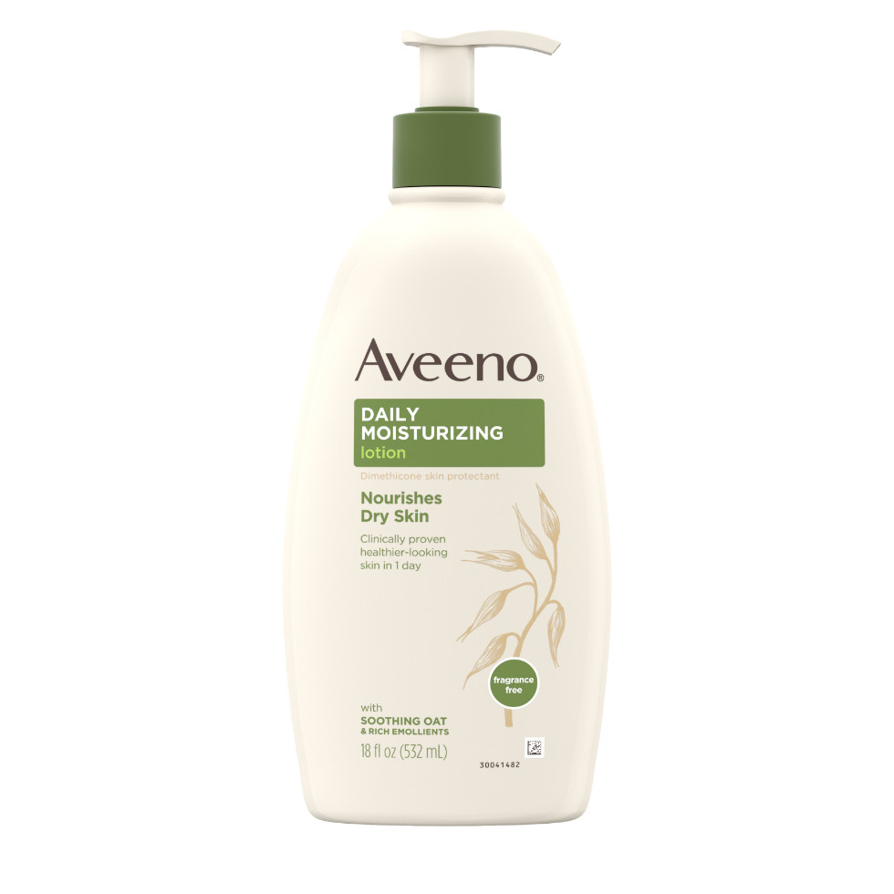 AVEENO® Daily Moisturizing Lotion with Dimethicone and Oat