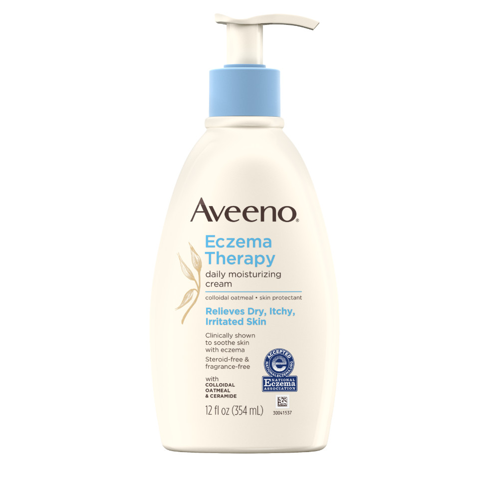 AVEENO® Eczema Therapy Daily Moisturizing Cream Fragrance-Free