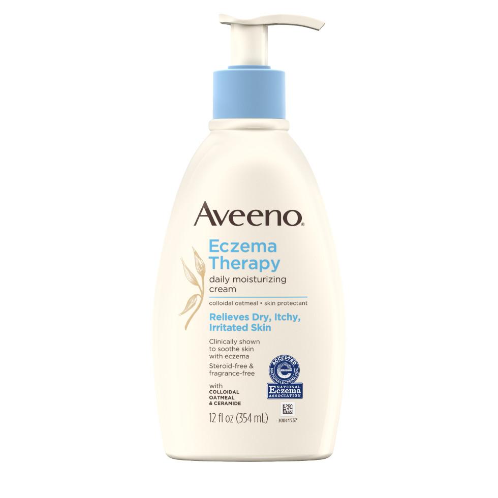 AVEENO® Eczema Therapy Daily Moisturizing Cream Fragrance-Free