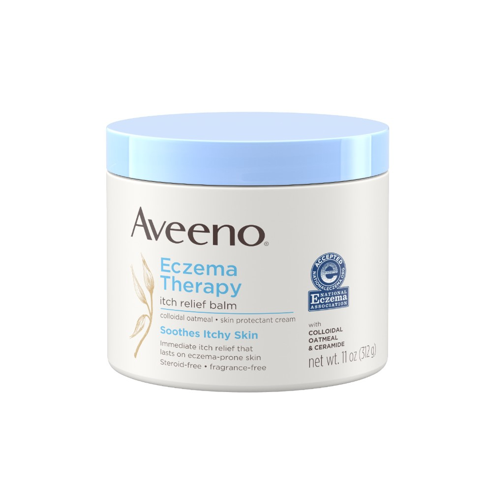 AVEENO® Eczema Therapy Itch Relief Balm with Oatmeal