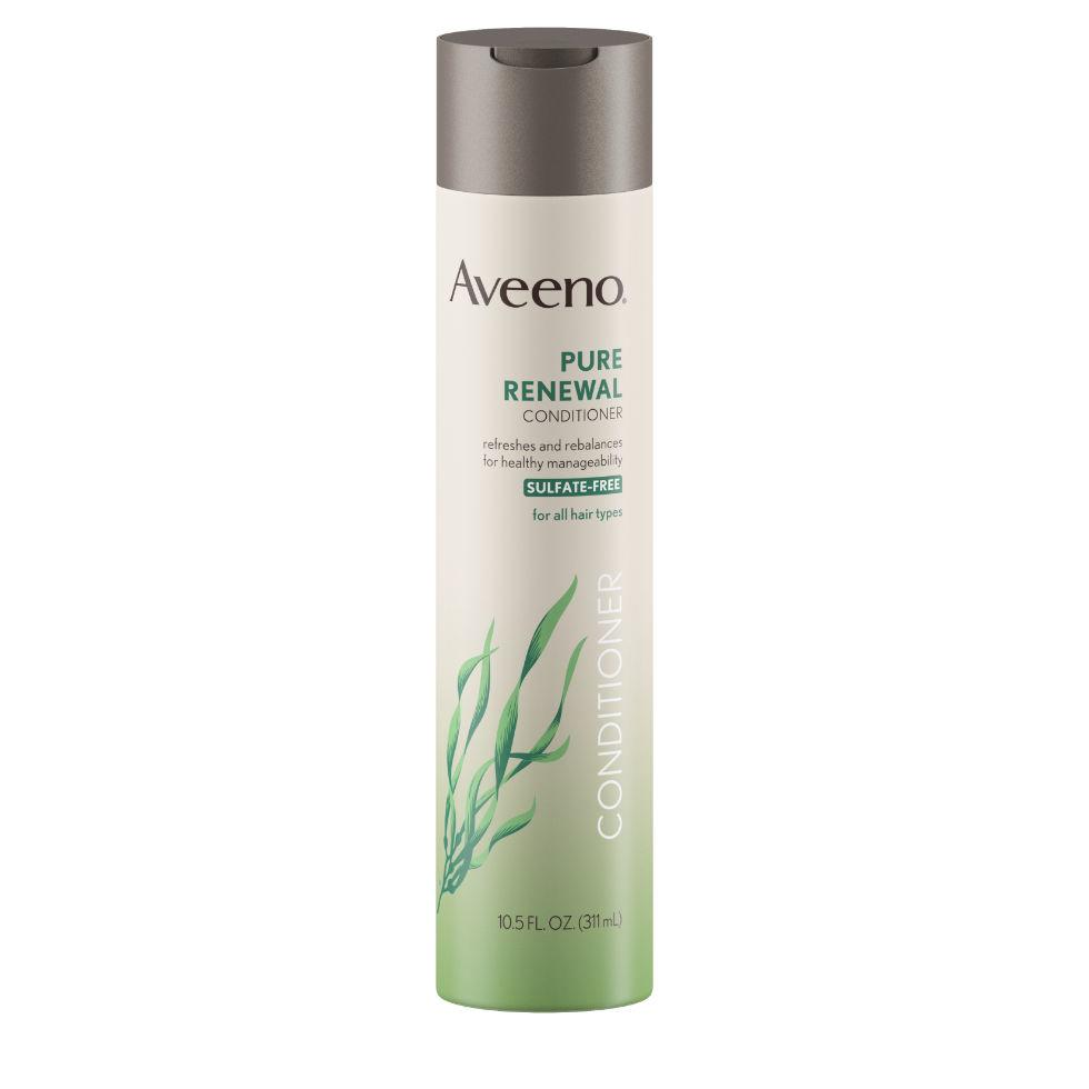 AVEENO PURE RENEWAL® Conditioner with sulfate-free technology