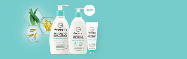AVEENO®  Restorative Skin Therapy