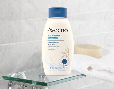 AVEENO® Skin Relief Fragrance-Free Body Wash
