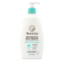 AVEENO® Restorative Skin Therapy Sulfate-Free Body Wash