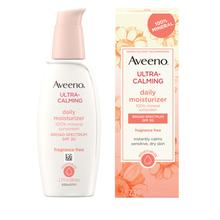 AVEENO ULTRA-CALMING® Daily Moisturizer Broad Spectrum SPF 30