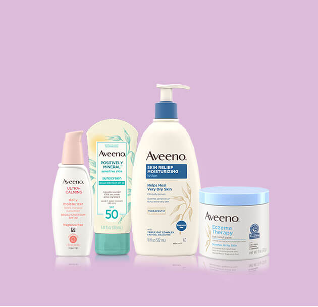 Skin Care Samples & Product Information | AVEENOMD®