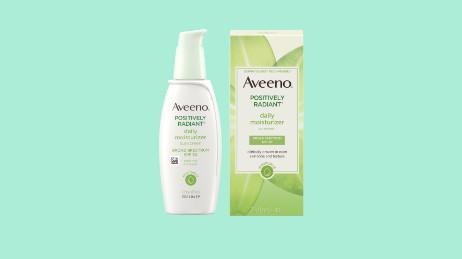 AVEENO® Positively Radiant Daily Moisturizer SPF 30